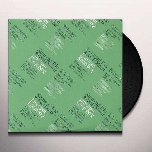 Kornstad Trio / Axel Dorner