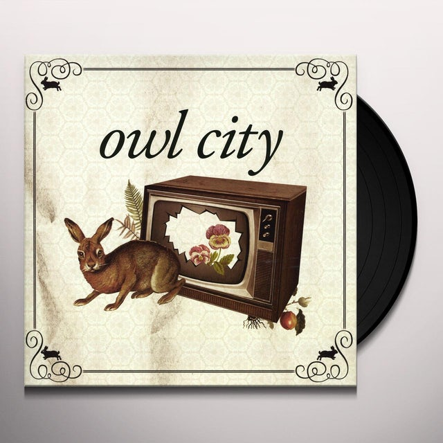 Owl City RECORD STORE DAY Vinyl Record