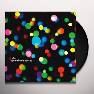 Adem SECONDS ARE ACORNS Vinyl Record