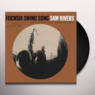 Sam Rivers Fuchsia Swing Song (LP) Vinyl Record