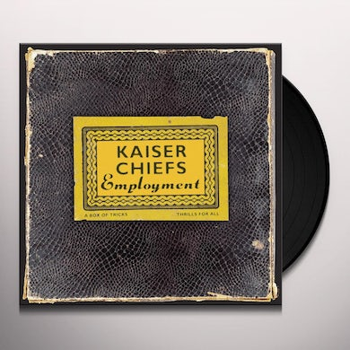 Kaiser Chiefs EMPLOYMENT Vinyl Record