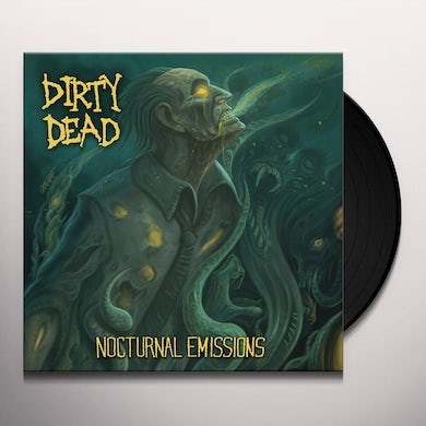 Dirty Dead NOCTURNAL EMISSIONS Vinyl Record