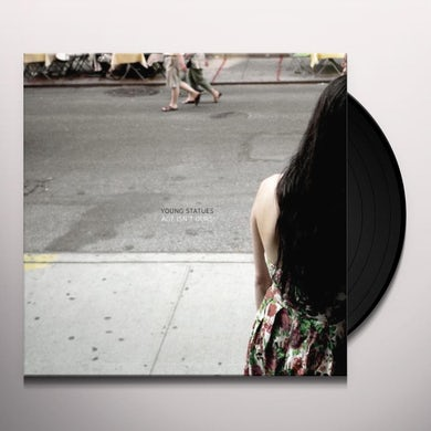 Young Statues AGE ISN'T OURS Vinyl Record