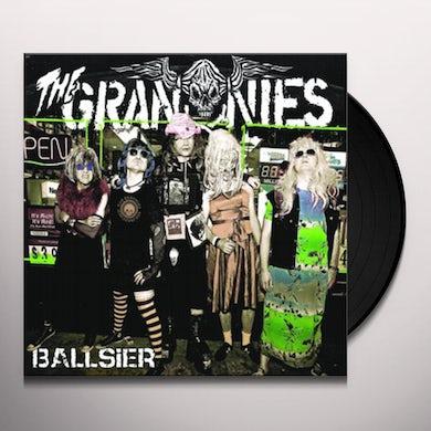 BALLSIER Vinyl Record