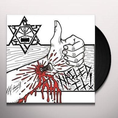 CHRIST KILLER NAILED IT Vinyl Record