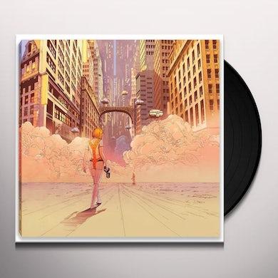 Eric Serra FIFTH ELEMENT / Original Soundtrack Vinyl Record