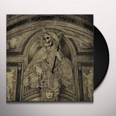 Crimson Moon MORS VINCIT OMNIA Vinyl Record