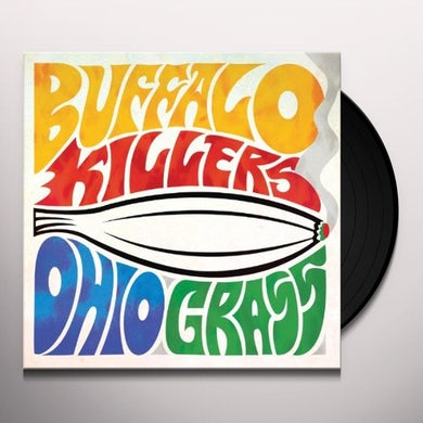 Buffalo Killers OHIO GRASS Vinyl Record