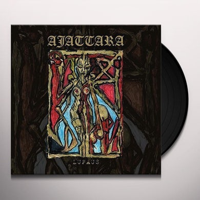 LUPAUS Vinyl Record