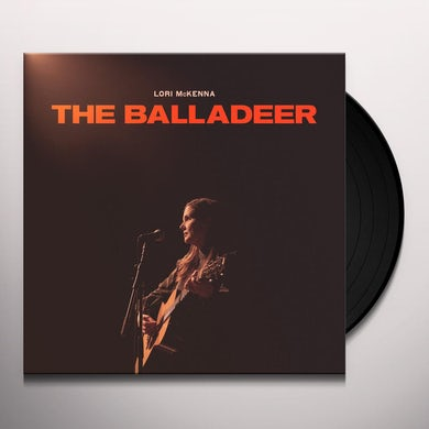 Lori Mckenna BALLADEER Vinyl Record