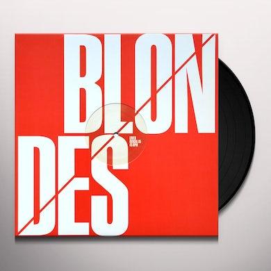 Blondes LOVER/HATER Vinyl Record
