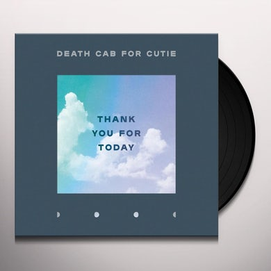 Thank You for Today Vinyl Record