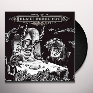 Okkervil River BLACK SHEEP BOY Vinyl Record