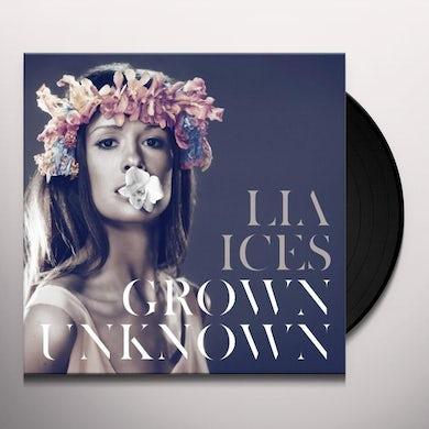Lia Ices GROWN UNKNOWN Vinyl Record