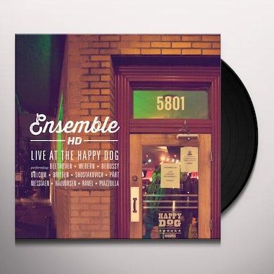 Ensemble Hd LIVE AT THE HAPPY DOG Vinyl Record