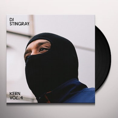 DJ Stingray KERN 4 Vinyl Record