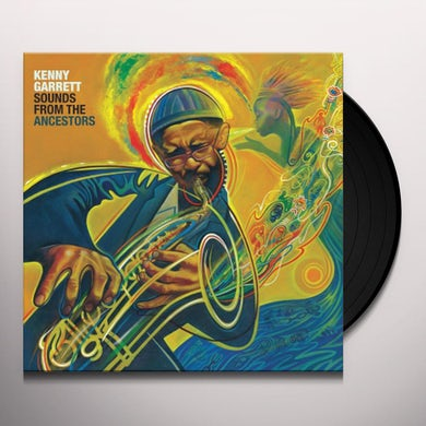 Sounds From The Ancestors Vinyl Record