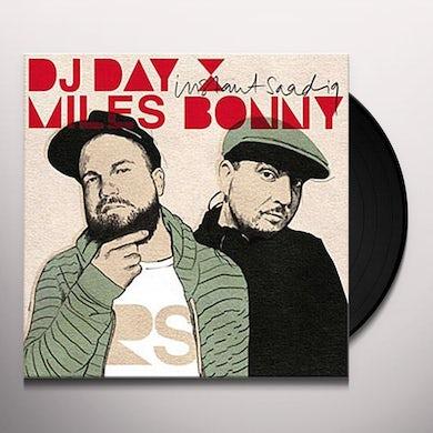 Dj Day INSTANT SAADIQ Vinyl Record - Sweden Release