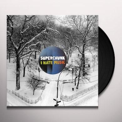 Superchunk I HATE MUSIC Vinyl Record