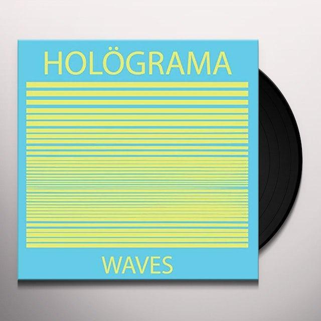 HOLOGRAMA WAVES Vinyl Record