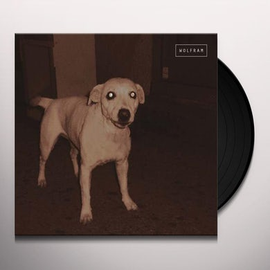 Wolfram Trio Vinyl Record