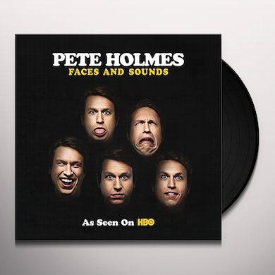 Pete Holmes FACES & SOUNDS Vinyl Record