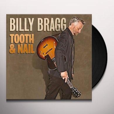 Billy Bragg Tooth & Nail Vinyl Record