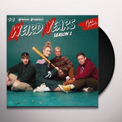 Fickle Friends WEIRD YEARS (SEASON 1) Vinyl Record
