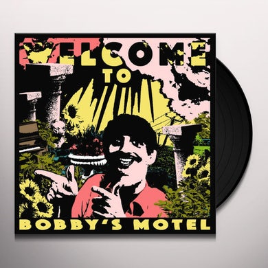 Pottery WELCOME TO BOBBY'S MOTEL Vinyl Record