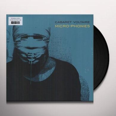 Cabaret Voltaire MICRO-PHONIES Vinyl Record