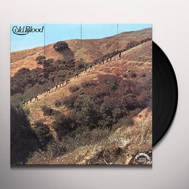 Cold Blood SISYPHUS Vinyl Record