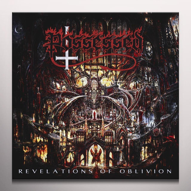 Possessed REVELATIONS OF OBLIVION REVELATIONS OF OBLIVION Vinyl Record