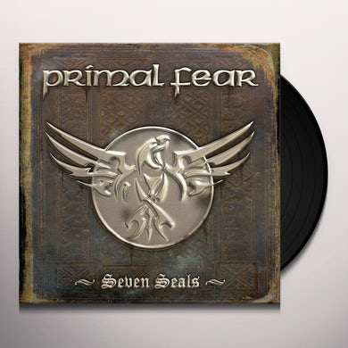 Primal Fear SEVEN SEALS Vinyl Record