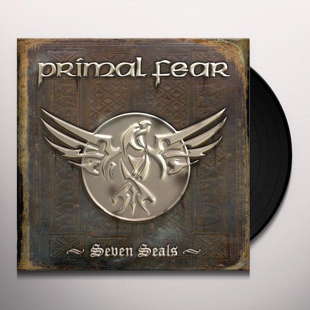 Primal Fear SEVEN SEALS Vinyl Record
