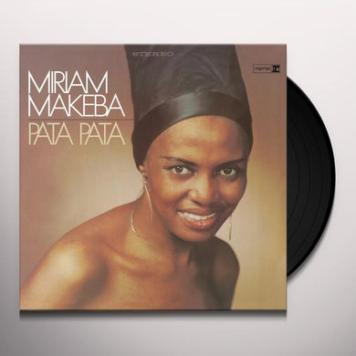 Miriam Makeba PATA PATA (DEFINITIVE REMASTERED EDITION) Vinyl Record