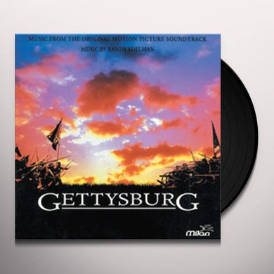 Randy Edelman  GETTYSBURG Vinyl Record