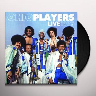 Ohio Players LIVE 1977 Vinyl Record