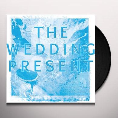 The Wedding Present BACK A BIT STOP Vinyl Record
