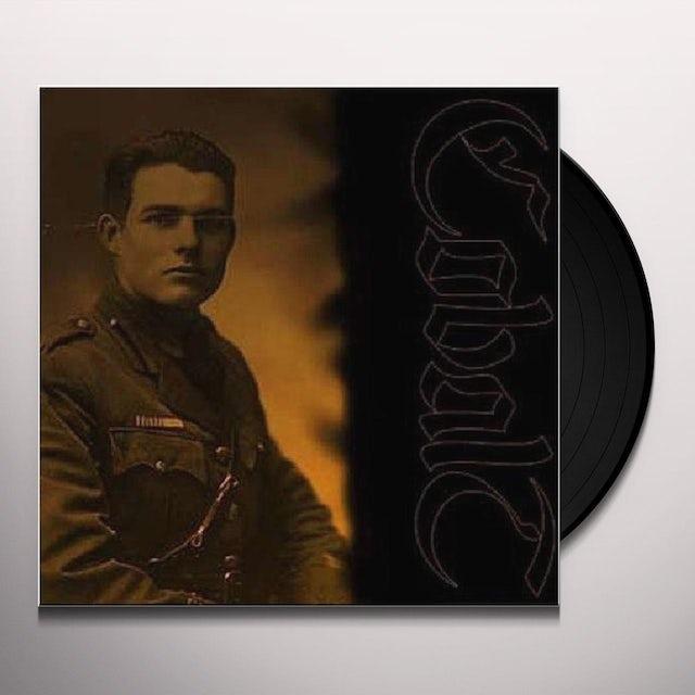 Cobalt GIN Vinyl Record