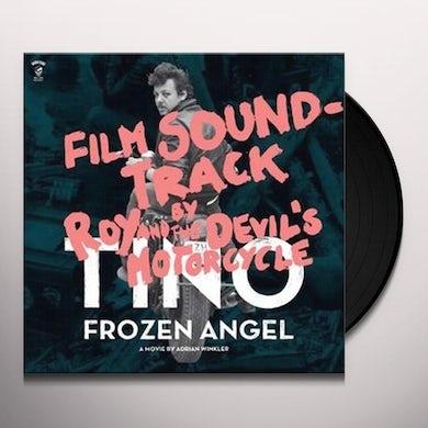 ROY & THE DEVIL'S MOTORCYCLE  (W/DVD) TINO - Original Soundtrack / FROZEN ANGEL Vinyl Record