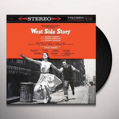 WEST SIDE STORY / O.B.C. Vinyl Record