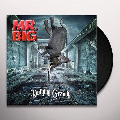 Mr Big DEFYING GRAVITY Vinyl Record