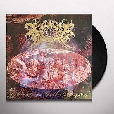 TELEPATHIC WITH THE DECEASED Vinyl Record