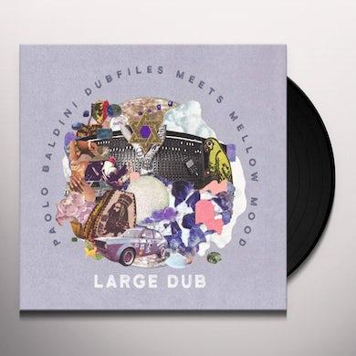 Mellow Mood & Paolo Baldini Dubfiles LARGE DUB Vinyl Record