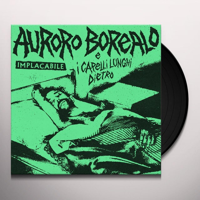 Auroro Borealo / I Capelli Lunghi Dietro