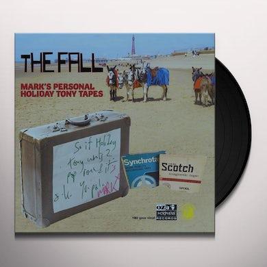 Fall MARK E SMITH'S PERSONAL HOLIDAY TONY TAPES (180G/ORANGE VINYL) Vinyl Record