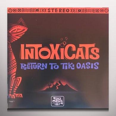 Intoxicats RETURN TO TIKI OASIS Vinyl Record