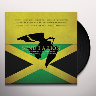 SEND I A LION: NIGHTHAWK REGGAE JOINT / VARIOUS Vinyl Record