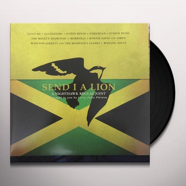 Send I A Lion: Nighthawk Reggae Joint / Various