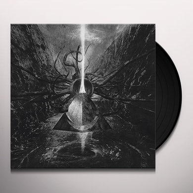 Altarage ENDINGHENT (CLEAR VINYL) Vinyl Record